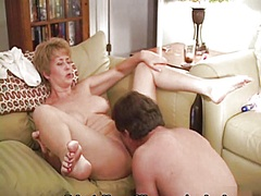 Thumb: Finding Tracy's G-Spot...