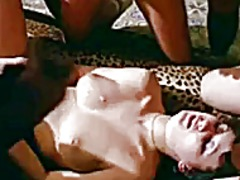 French vintage gangbang bvr