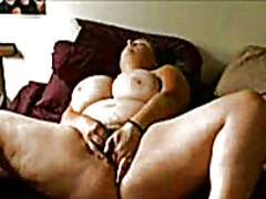 Fat horny lady masturbating r20