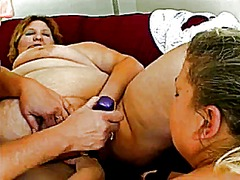 toys, lesbian, toy, threesome, mature