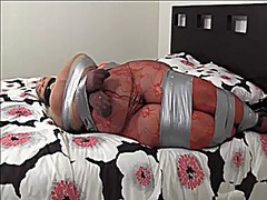 Xhamster Movie:Joy tied in nylons