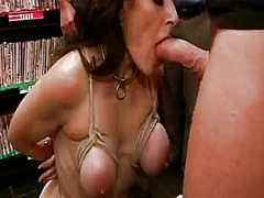 Horny black haired has... video