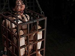 Tough angel is gagged up a... - 05:33
